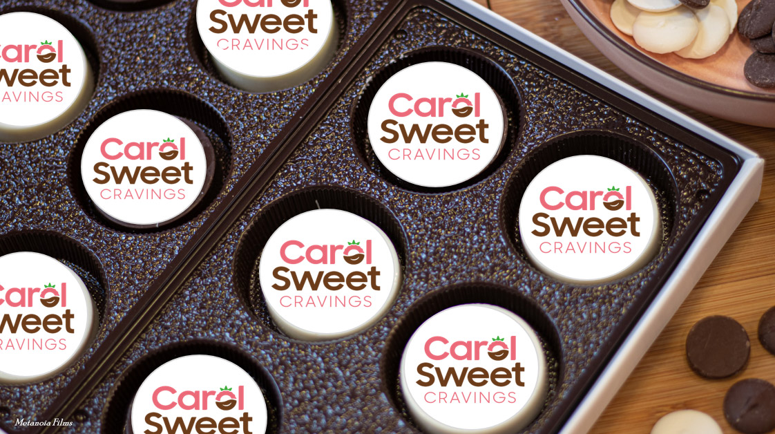 Carol Cookie Box