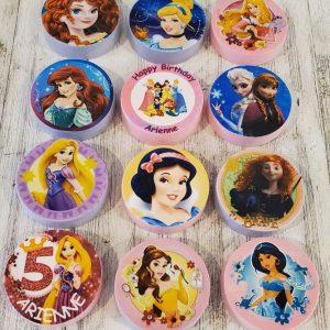 Princess Choco Cookies - Dozen