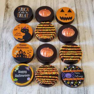 Choco Cookies Box - Dozen