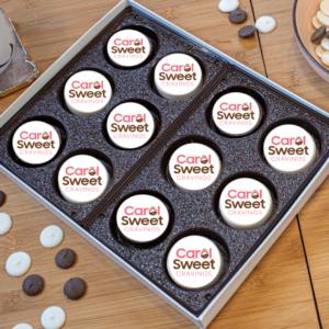 Custom Choco Cookies